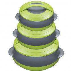 King 10001715 Thermoset, Kunststoff, grün, 24 x 8 x 7 cm, 6 Einheiten